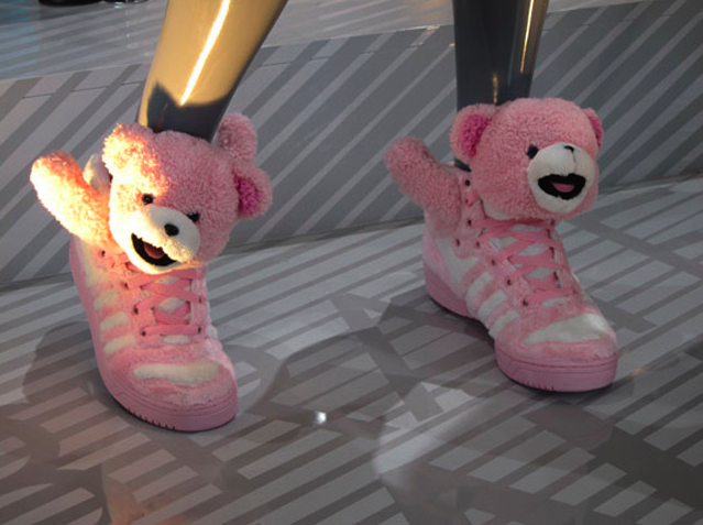 jeremy scott teddy bear